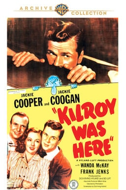 Kilroy Was Here keyart