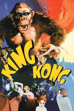 King Kong 1933 keyart