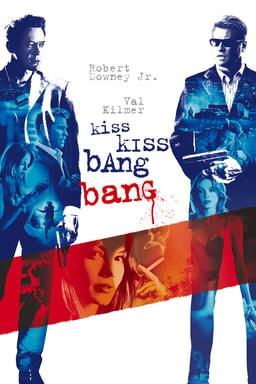 Kiss Kiss Bang Bang keyart