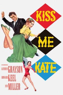 Kiss Me Kate keyart