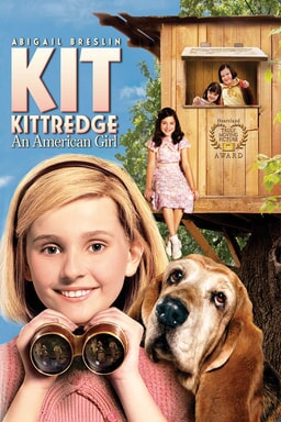 Kit Kittredge: American Girl keyart