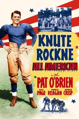 Knute Rockne: All American keyart