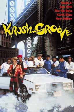 Krush Groove keyart