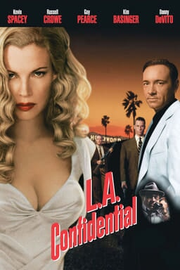 L.A. Confidential keyart