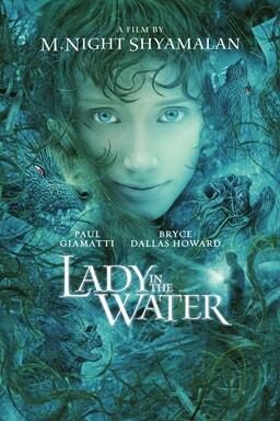 Lady in the Water keyart