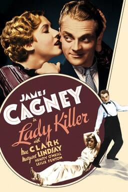 Lady Killer keyart