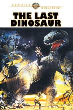 Last Dinosaur keyart