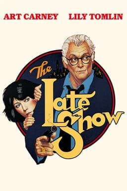 Late Show keyart