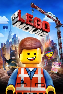 Lego Movie keyart