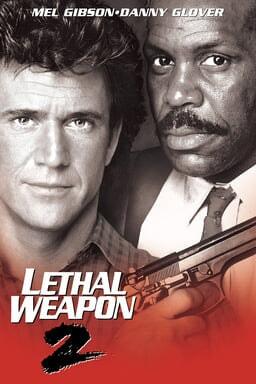 Lethal Weapon 2 keyart