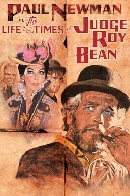 Life and Times of Judge Roy Bean keyart