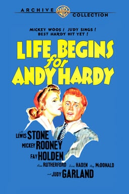Life Begins for Andy Hardy keyart
