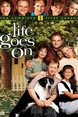 Life Goes On: Season 1 keyart