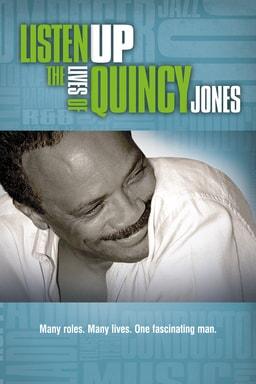 Listen Up the Lives of Quincy Jones keyart