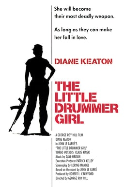 Little Drummer Girl keyart