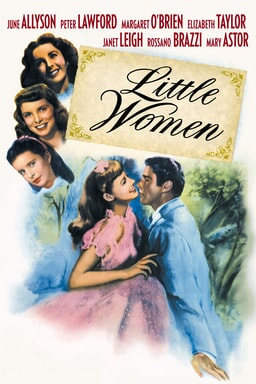 Little Women 1949 keyart
