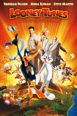 Looney Tunes: Back in Action keyart