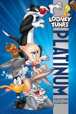 Looney Tunes Platinum Collection: Volume 3 keyart
