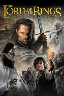Lord of the Rings: Return of the King keyart