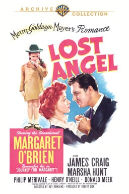 Lost Angel keyart