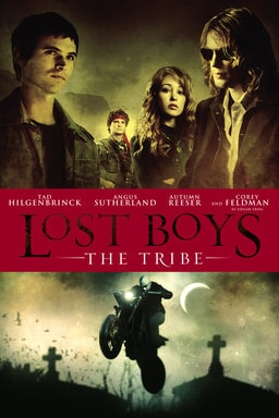 Lost Boys: the Tribe keyart