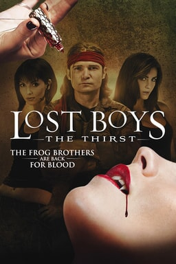 Lost Boys: the Thirst keyart
