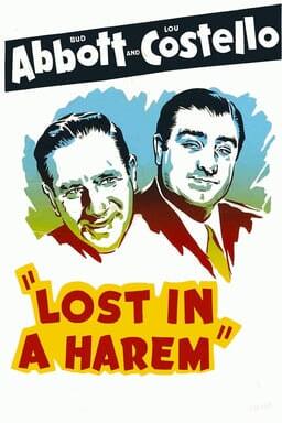 Lost in a Harem - Key Art