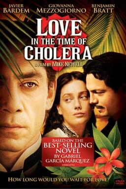Love in the Time of Cholera keyart