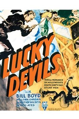 Lucky Devils keyart