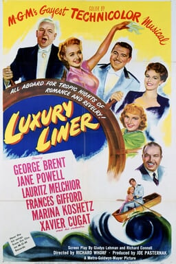 Luxury Liner keyart
