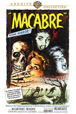 Macabre keyart