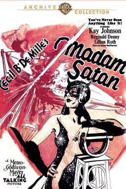 Madam Satan keyart