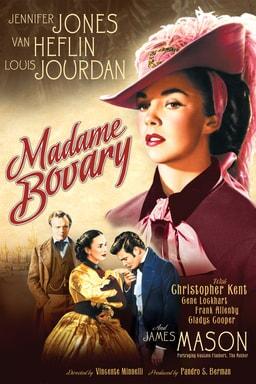 Madame Bovary keyart