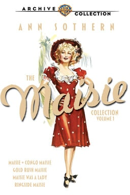 Maisie Collection: Volume 1 keyart