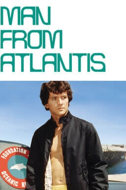 Man from Atlantis: Complete Series keyart
