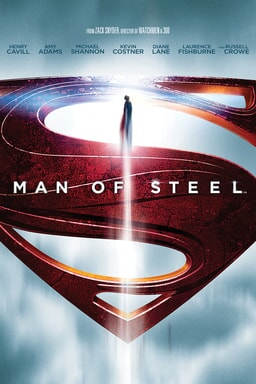 Man of Steel keyart