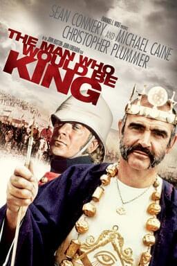 Man Who Would Be King keyart