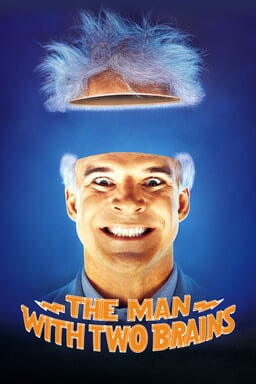 Man with Two Brains keyart
