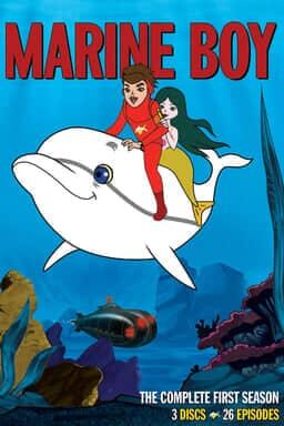 Marine Boy: Season 1 keyart