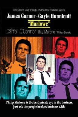 Marlowe keyart