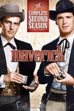 Maverick: Season 2 keyart