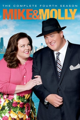 Mike and Molly: Season 4 keyart