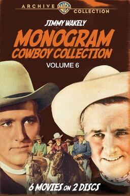 Monogram Cowboy Collection: Volume 6 keyart