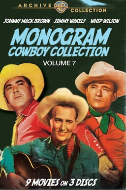 Monogram Cowboy Collection: Volume 7 keyart