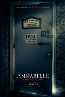 Annabelle Comes Home - Keyart