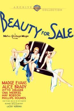 Beauty For Sale - Key Art