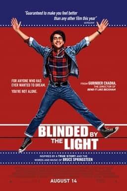 Blinded by the light - keyart 2
