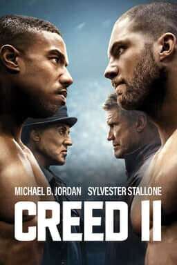 Creed II Keyart