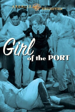 Girl of the Port - Key Art