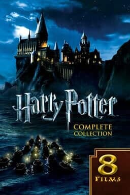Harry Potter - 8 Film Collection